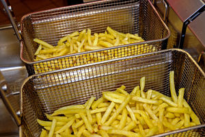 Weniger Acrylamid in Pommes