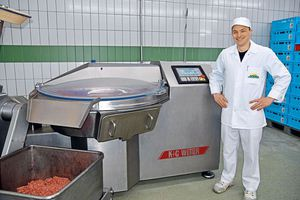 High-tech for organic quality
