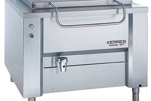 Cooking kettles for any size operation