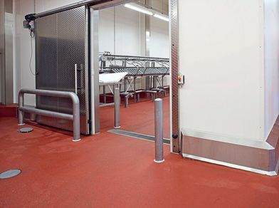 Stainless steel for hygiene and safety