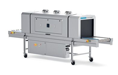 UV-C disinfection in meat processing