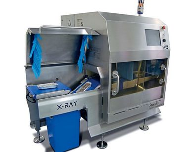 Visible, safe X-ray procedures