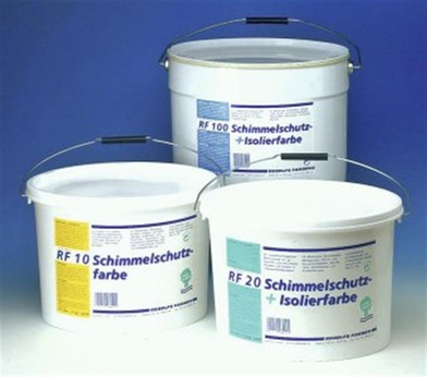 Systematic protection against mold